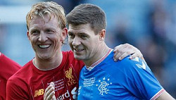 Rangers Legends 2 - 3 Liverpool Legends