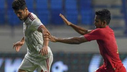 UAE 5 - 0 Indonesia
